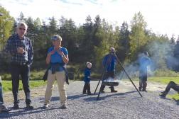 Tur til turisthytta på Østtorp
